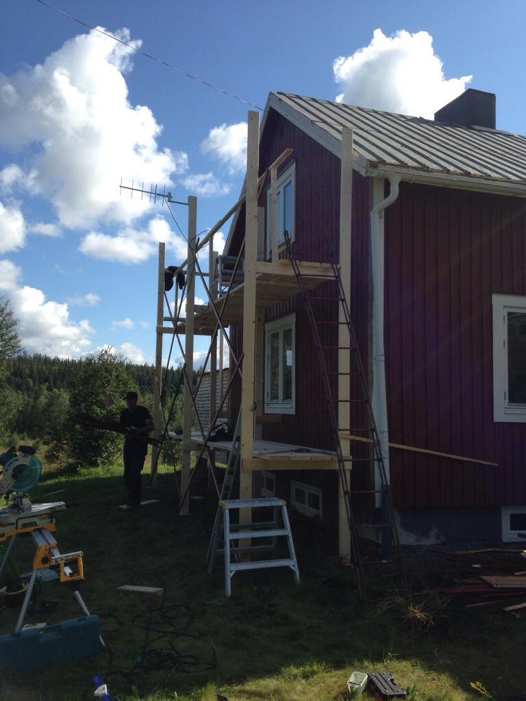 Projektstart – Fjälltorpet etapp 3!