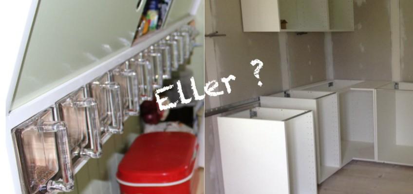 Ska jag välja ett IKEA-kök eller ett platsbyggt kök från TREE?