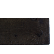 Shou sugi ban produktprov TREE Gran kraftigt bränd