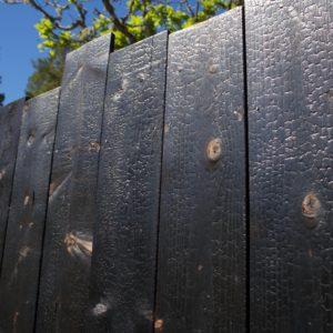 Plank, staket och insynsskydd