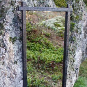 Spegel Shou sugi ban