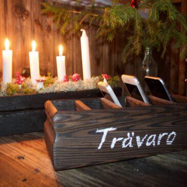 God Jul och Trävaro med Svenskt Trä